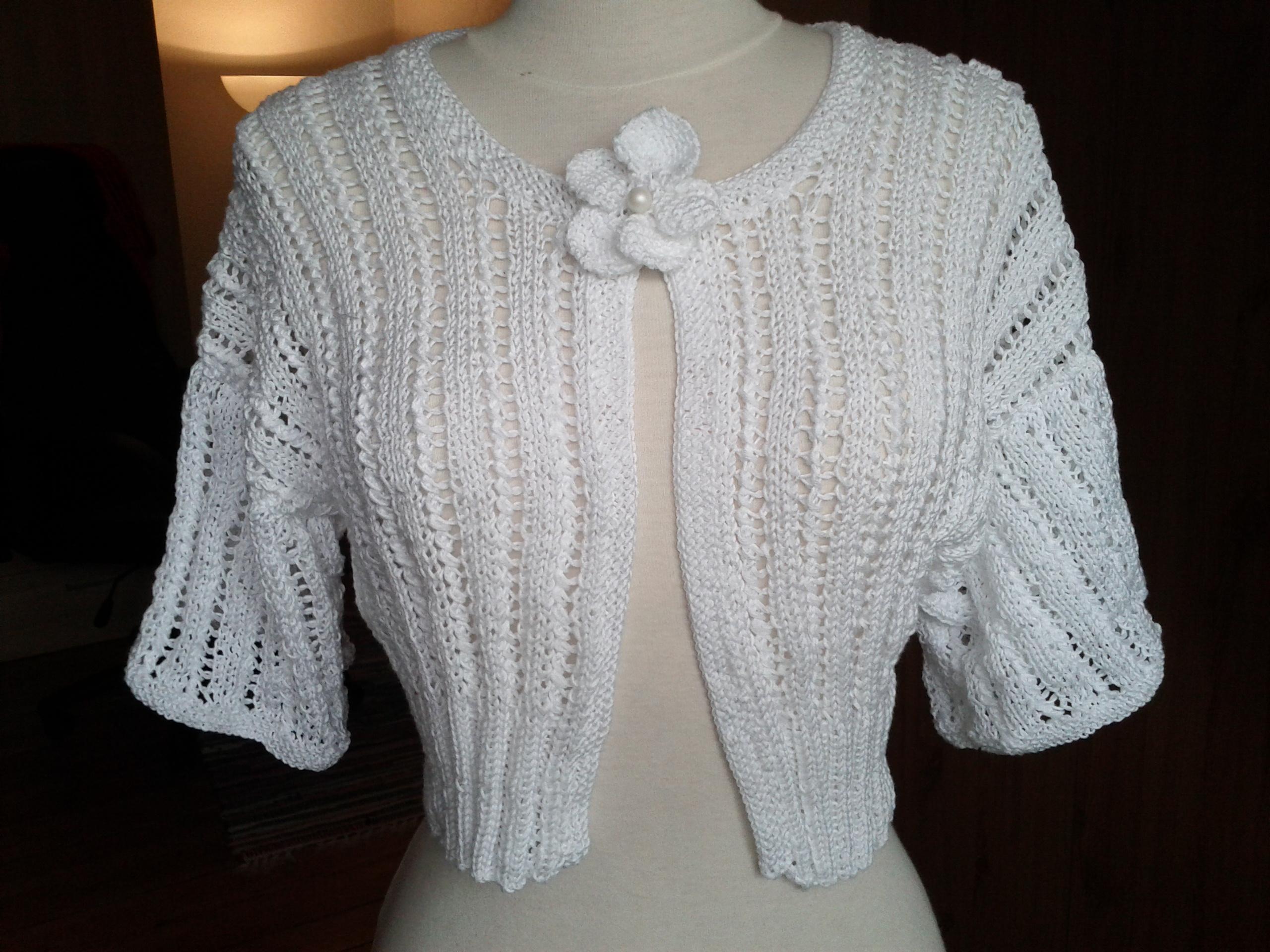 Tuto tricot liseuse - Tuto facile france ...
